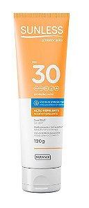 Protetor Solar Sunless C/ Repelente FPS30 120g