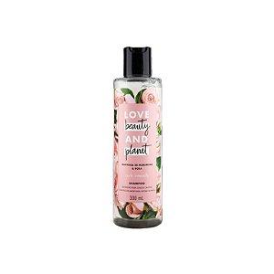 Shampoo Love Beauty and Planet Manteiga de Murumuru e Rosa 300ml