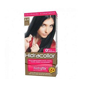 Coloração Hidracollor 2.0 Preto Natural
