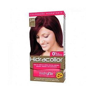 Coloração Hidracollor 3.66 Acaju Púrpura