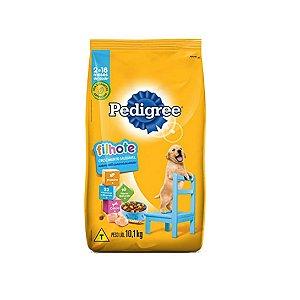 Ração Para Cães Pedigree Filhote Raças Médias e Grandes 10,1kg