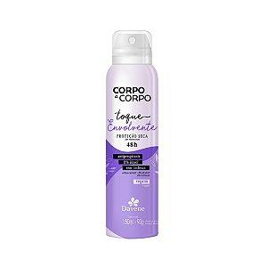 Desodorante Aerosol Corpo a Corpo Toque Envolvente 150ml