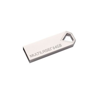 Pendrive Multilaser PD852 Diamond 64GB