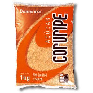 Açúcar Coruripe Denerara 1kg