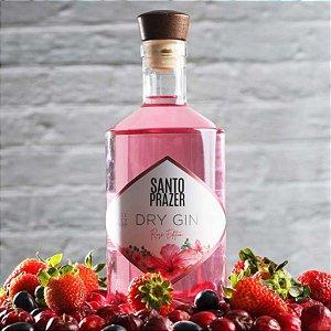 Gin Santo Prazer Rose Edition 750ml
