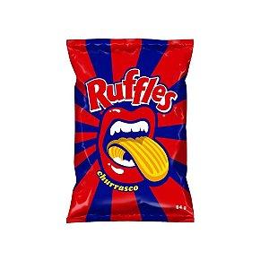 Batata Ruffles Churrasco 84g