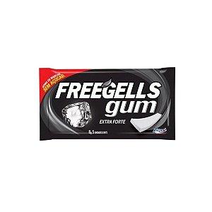 Chiclete Freegells Gum Extra Forte 8g