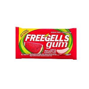 Chiclete Freegells Gum Melancia 8g