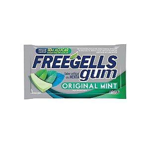 Chiclete Freegells Gum Original Mint 8g