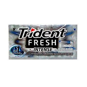 Chiclete Trident Fresh Intense 8g