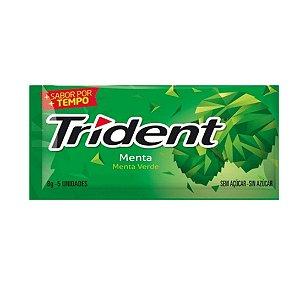 Chiclete Trident Menta Verde 8g