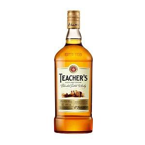 Wiskhy Teacher's Blended Highland Cream 1L