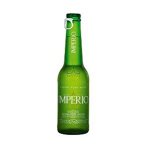 Cerveja Império Lager Long Neck Puro Malte 275ml