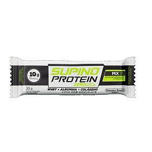 Barra Supino Protein Coco Zero Açúcar 30g