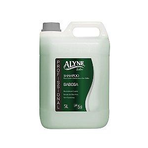 Shampoo Alyne Profissional Babosa 5L