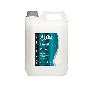 Shampoo Alyne Profissional Óleo de Argan 5L