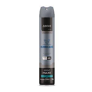 Desodorante Above Maxx Masculino Hurricane 250ml