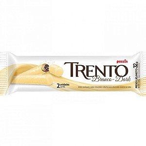 Wafer Trento Branco Dark 32g