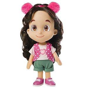 Boneca Maria Clara Novabrink 21cm