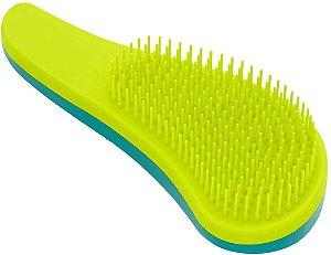 Escova Para Cabelo Condor Pocket Gota Desembaraça Cabelos Secos Ou Molhados