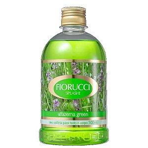 Deo Colônia Fiorucci Splash Alfazema Green 500ml
