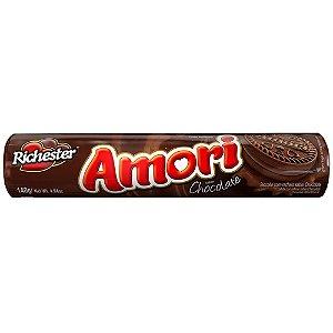 Biscoito Richester Amori Chocolate 140g