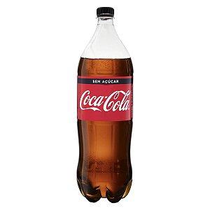 Refrigerante Coca-Cola Zero Açúcar 2L