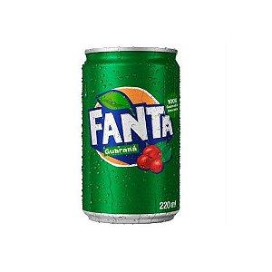 Refrigerante Fanta Guaraná Lata 220ml
