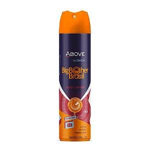 Desodorante Aerosol Above Big Brother Brasil Woman Líder 150ml
