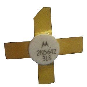 Transistor Rádio Frequência 2N5642