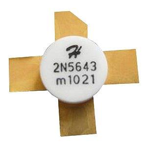 Transistor Rádio Frequência 2N5643