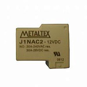 Rele Metaltex 1 Contato J1NAC2