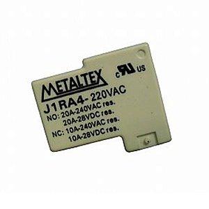 Rele Metaltex 1 Contato Reversível J1RA4