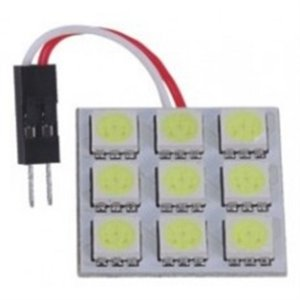 Lampada Led 9 - Leds Automotiva BM5050-9