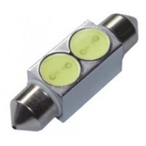 Lâmpada Led BA42-5050-2 - 2 Leds Automotiva