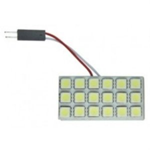 Lâmpada Led - 18 Leds Automotiva BM5050-18