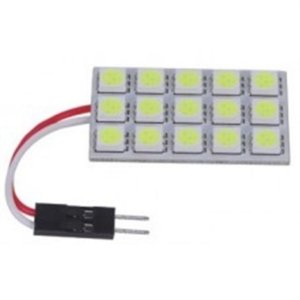 Lâmpada Led - 15 Leds Automotiva BM5050-15