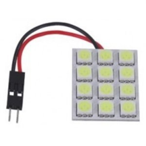 Lâmpada Led - 12 Leds Automotiva BM5050-12