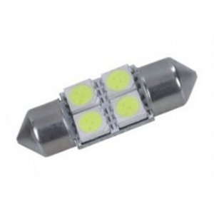 Lâmpada Led Automotiva BA31-5050-4