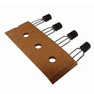 Transistor NPN 45V TO92 BC547