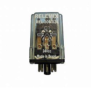 Rele Relemix 3 Contatos Reversíveis RRL 300.024