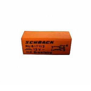 Rele Reed Schrack 1 Contato Reversível RU 617112