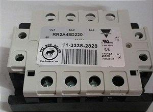 Rele Controle de Motor RR2A48D220 2,2KW 480V
