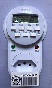 Temporizador Timer Digital TMDS0BC Exatron