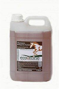 Shampoo Pelagem Escura ECO HORSE 5L com Óleo de Andiroba, Copaíba e Extrato de Nogueira