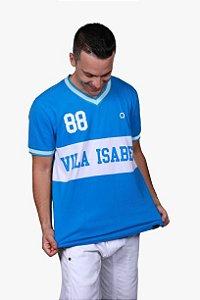 T-shirt Retrô Vila Isabel