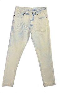 Calça Jeans Delavê Claro