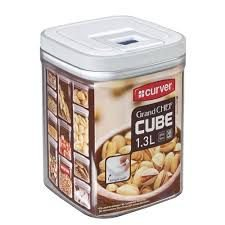 Pote Hermético Curver Grand Chef Cube 1.3 L
