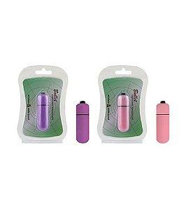 Vibrador Power Bullet 10 Vibrações Sexy Import