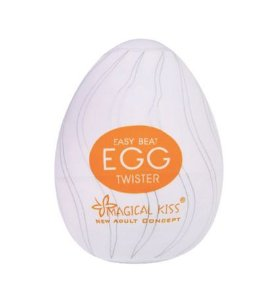 Egg Twister Easy One Cap Magical Kiss